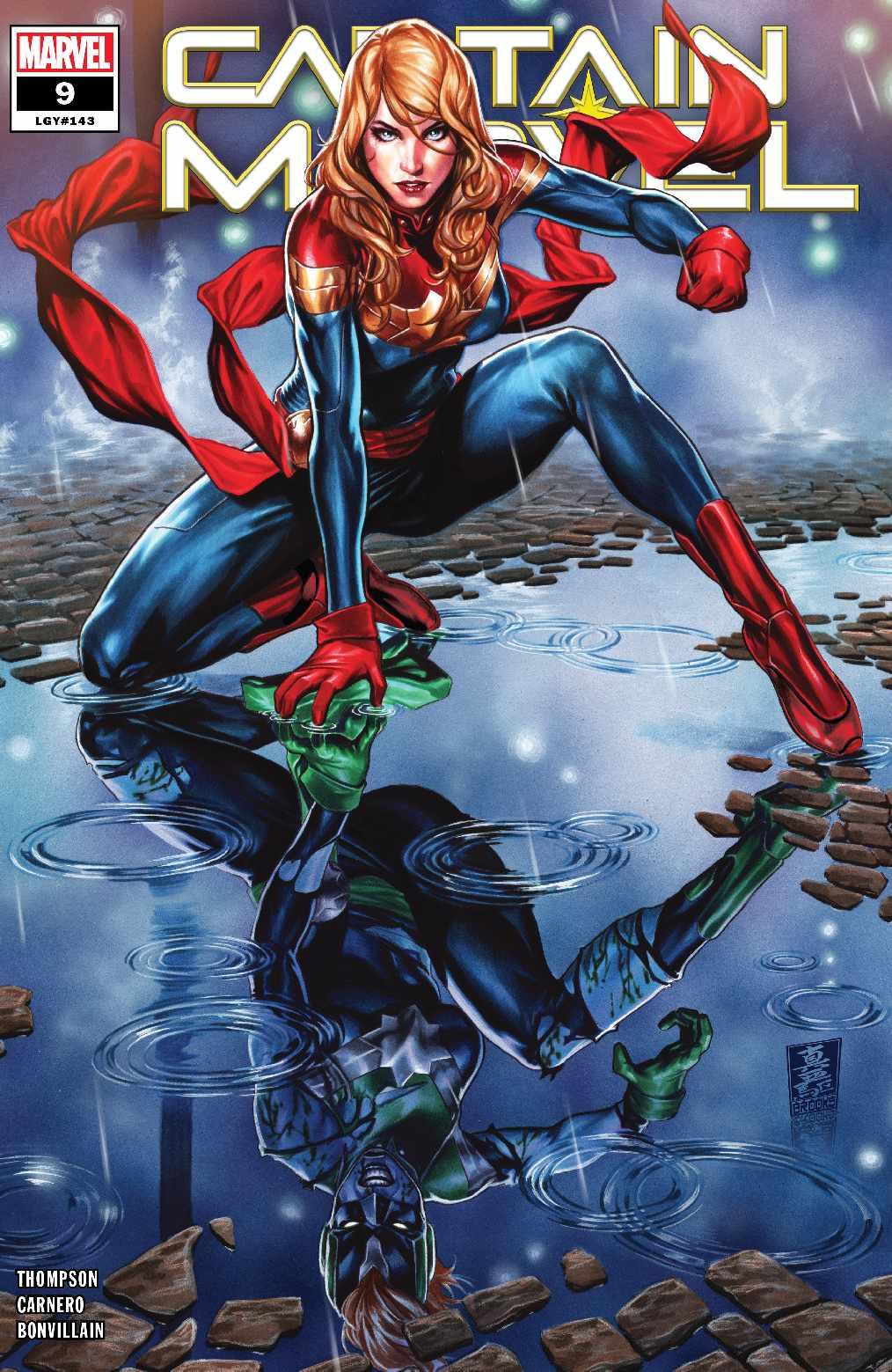 read comics online free - captain marvel (2019) - chapter